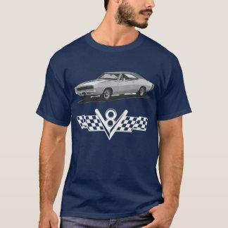 T-shirt Mopar - en 1968 Dodge Charger