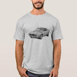 T-shirt Mopar - Plymouth - Road Runner - Satellite - GTX