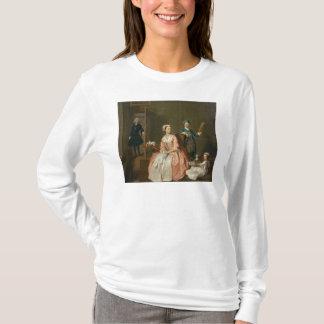 T-shirt Morceau de conversation