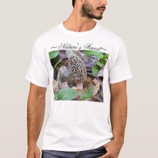 T-shirt Morelles du Michigan