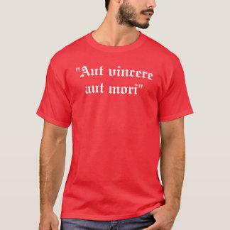 """T-shirt """"Mori d'aut de vincere d'Aut"""""""