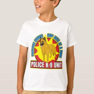 T-shirt Morsure de Malinois du Belge K9