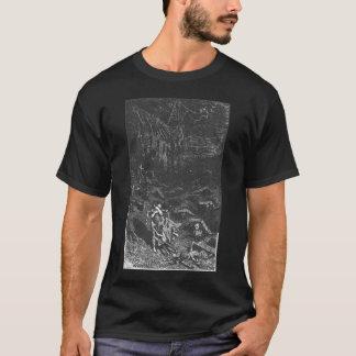 T-shirt mort de cimetière
