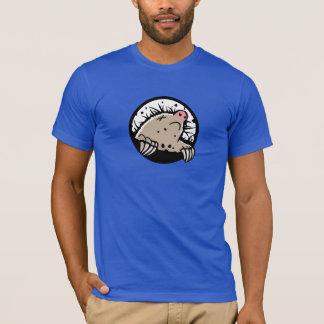 T-shirt mort de taupe