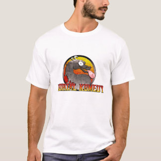 T-shirt mortel de Komedy