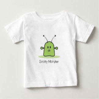 T-shirt morveux de monstre