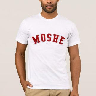 T-shirt Moshe