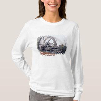 T-shirt Moteur à combustion interne