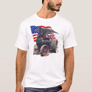 T-shirt Moteur de traction anticipé de vapeur