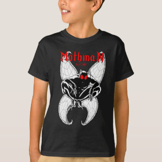T-shirt Mothman