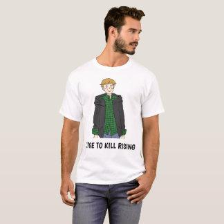 T-shirt MOTI - Xander - recommander de tuer la chemise en