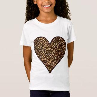 T-Shirt Motif de guépard