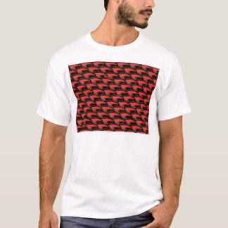 T-shirt Motif de Krill dans le noir