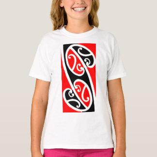 T-shirt Motif maori 2 de Kowhaiwhai
