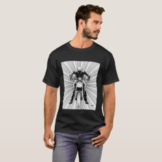 T-shirt Moto 1