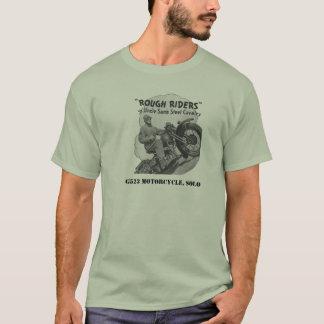 T-shirt Moto de 2ÈME GUERRE MONDIALE