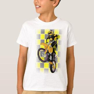 T-shirt Motocross 407