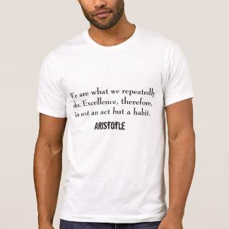 T-shirt Mots de motivation