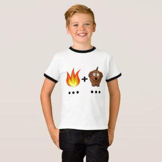 T-shirt Mots drôles de hot-dog