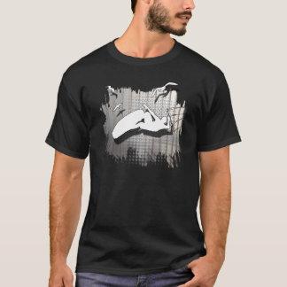 T-shirt Mouche comme les oiseaux, chemise de kitesurf