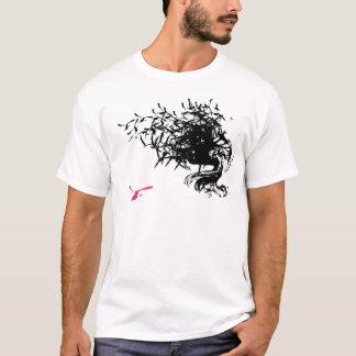 T-shirt Mouche loin