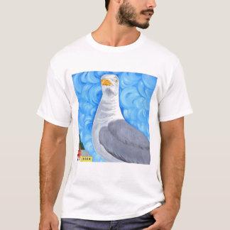 T-shirt Mouette fière
