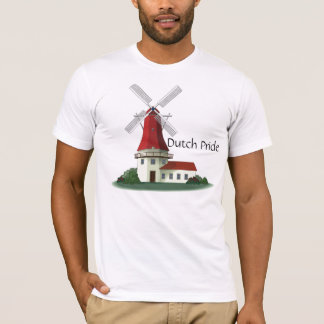 T-shirt Moulin à vent