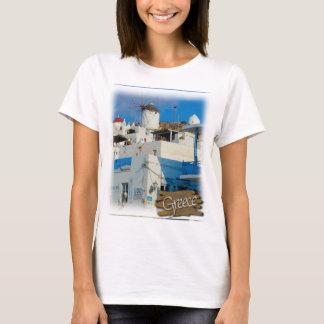 T-shirt Moulin à vent grec