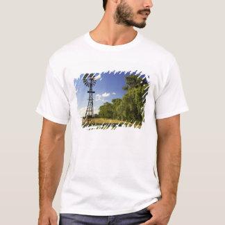 T-shirt Moulin à vent près de route de Hume, Victoria,