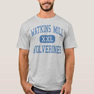 T-shirt Moulin de Watkins - Wolverines - village de