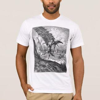 T-shirt Moulins à vent de combat