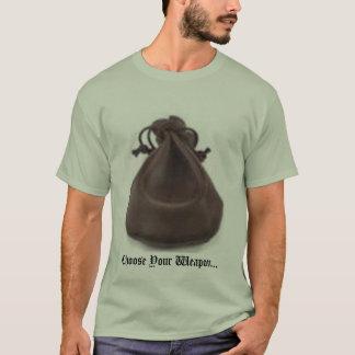 T-shirt mourez, choisissez votre arme…