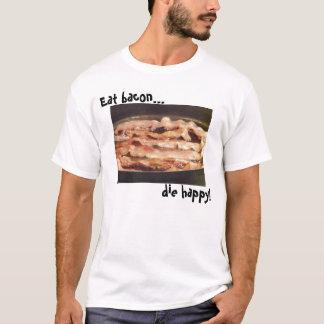 T-shirt Mourez heureux