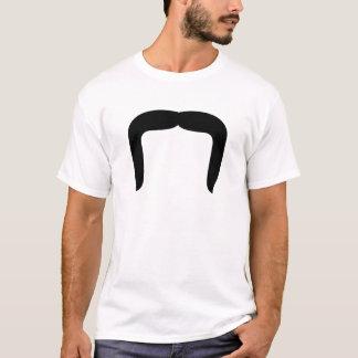 T-shirt Moustache en fer à cheval