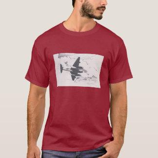 T-shirt moustique de Havilland