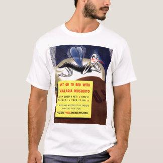 T-shirt Moustique de malaria