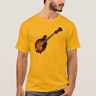 T-shirt Moutarde de mandoline
