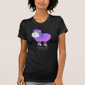 T-shirt Moutons bisexuels de la famille