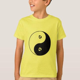 T-shirt Moutons Yin Yang