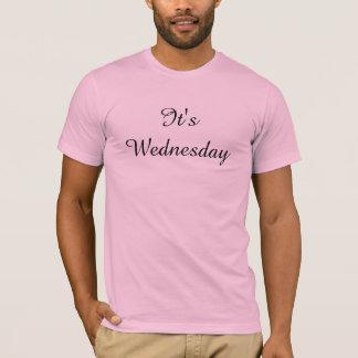 T-shirt moyen de filles