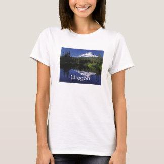 T-shirt Mt. Chemise de capot