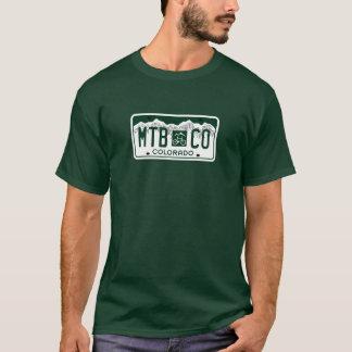 T-shirt MTB le Colorado