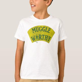 T-shirt Muggle digne