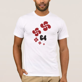 T-shirt Multiple croix64.ai