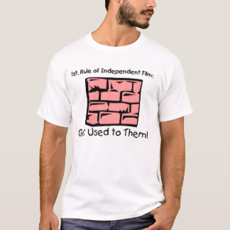 T-shirt Mur de briques vous pouvez le faire bilatéral