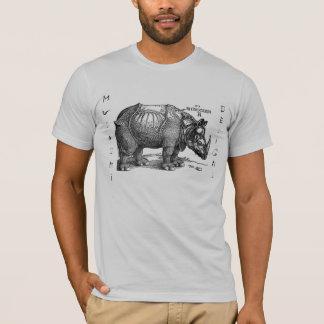 T-shirt Musashi conçoit le rhinocéros