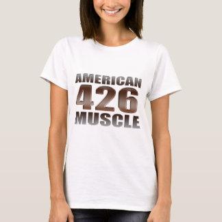 T-shirt muscle américain 426 Hemi