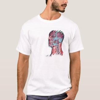 T-shirt Muscles de la tête et du cou