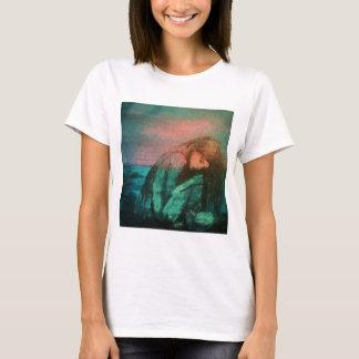 """T-shirt """"Muse par la mer """""""