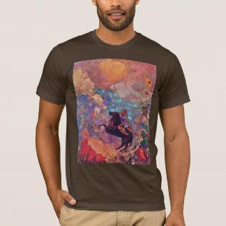T-shirt Muse sur Pegasus par Redon Odilon (la meilleure